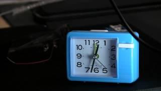 時計の秒針のチクタク音(効果音 素材)