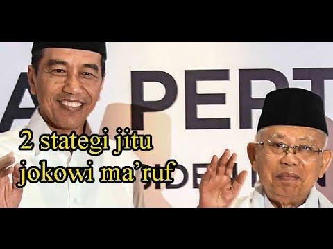 2 Strategi Jitu Sudah Digaungkan, 2 Taktik Lagi Pak Jokowi