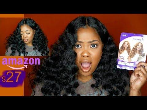 $27 Amazon Wig | Janet Collection Gabriela