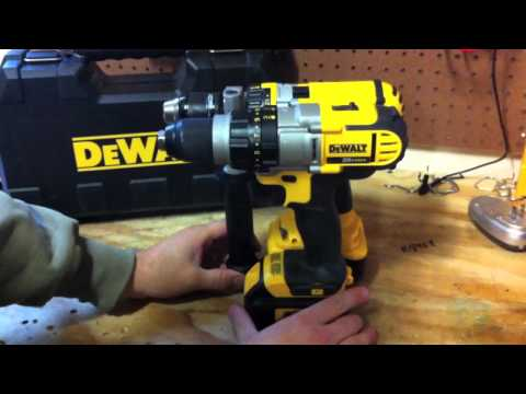 DeWALT 20V Max Premium Drill DCD980L2 and DCD780C2 Compact drill – Review