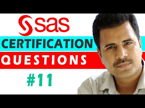 SAS Certified Specialist : QUESTION #11 - Base Programming ...