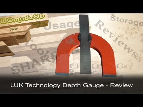 UJK Technology Depth Gauge – Review