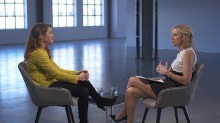 Sophie Grégoire Trudeau S'entretient Avec Esther Bégin