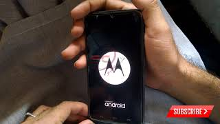 Motorola Droid Turbo Google Account Bypass FRP
