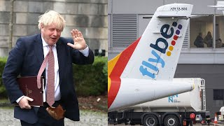 video: Flybe saved as ministers give regional airline extra time to pay tax bill