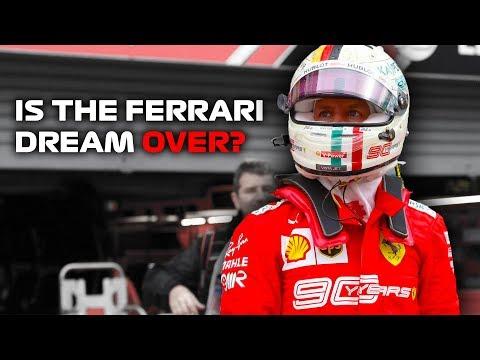 Is The Ferrari Dream Over For Sebastian Vettel?