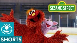 Sesame Street: Murray Goes to Ice Skating School