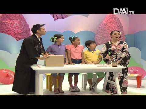 Widi Dwinanda - Gulalie Episode Kebudayaan Jepang