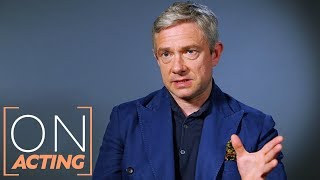 Martin Freeman On Bilbo, Sherlock, Fargo & More! | On Acting