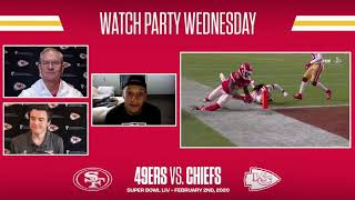 Patrick Mahomes Breaks Down the Final Plays of Super Bowl LIV   Watch Party Wednesday