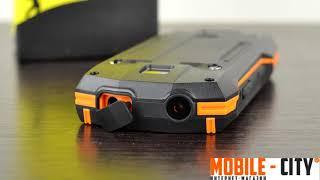 Мобильный телефон Ulefone Armor Mini Black от компании Cthp - видео 2