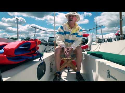 Cliff Edwards - Sailing  Official Music Video