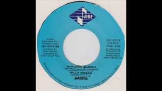 BILLY OCEAN - African queen(No more love on the run) (1984)