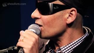 """Sérgio Britto em """"Go back"""" no Estúdio Showlivre 2012"""