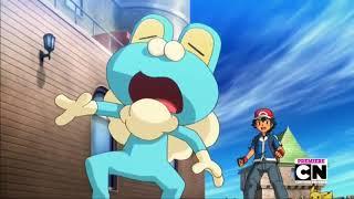 Pokemon XY Movie 17 Opening