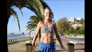 Mira Bikini Fitness Mastersien MM-kisoissa Espanjassa / IFBB World Master Championships 2018