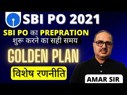 SBI PO 2021 Notification   Golden Opportunity For Banking ...