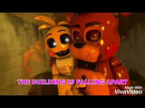 Fnaf - Shape of you