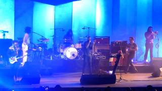TV On The Radio - Second Song 09/25/11: Hollywood Bowl - Los Angeles, CA