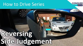 How to Judge the Sides of your car when reversing