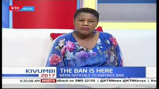 Betty Nzioka: It is not true that we are using police to harass or inspect people on plastic bags