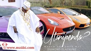 Diamond Platnumz - Utanipenda (Lyric with English Translation Video)