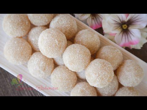 নারকেল এর নাড়ু  | Narkel er Naru | Coconut Sweet Ball | Coconut Dessert | Nadu | Coconut Laddo
