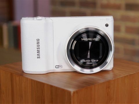 Samsung's WB800F Smart Camera is well connected