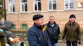 Вшанування Тараса Шевченко