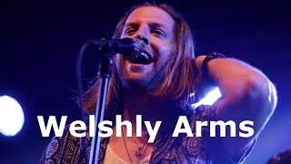 Welshly Arms   LEGENDARY And More (Complete Concert)   WDR2Tour Aachen 14.9.2019