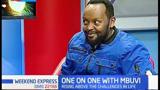 One on one with Musician Mbuvi | MORNING EXPRESS