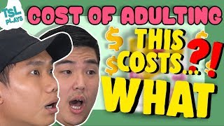 TSL Plays: The Cost of Adulting