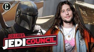 Ludwig Göransson Scoring The Mandalorian; Darth Vader #25 Huge Reveal - Jedi Council