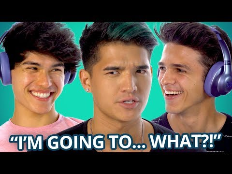 LIGHT AS A FEATHER WHISPER CHALLENGE w/ Brent Rivera, Alex Wassabi and the Stokes Twins