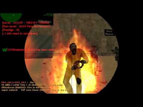 [cs 1.6] Zombie Plague 4.3 - TOP 10 GUNS