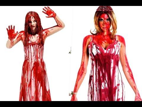 Terroríficos Disfraces de Carrie