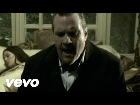 It's All Coming Back to Me Now performed by Meat Loaf; features Marion Raven