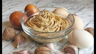 ЯИЧНЫЙ ПАШТЕТ Самый Простой Рецепт (Очень Вкусно и Сытно) / Egg Pate