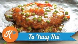 Resep Fu Yung Hai Renyah dan Gurih