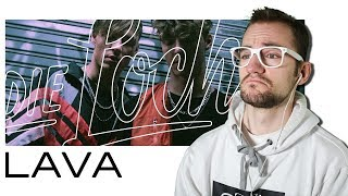 LAVA (Offizielles Musikvideo) | Die Lochis | REACTION