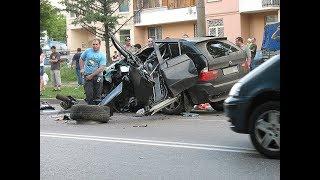 Подборка Аварий, Жёсткие ДТП. CAR CRASH.