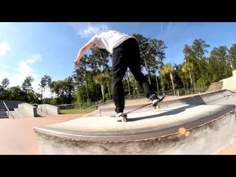 A Day at Brunswick GA Skatepark