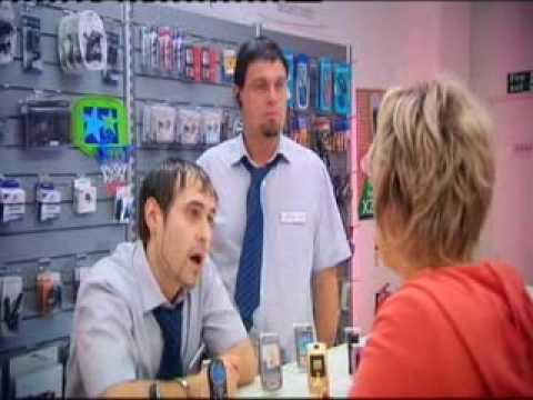 Zákaznický servis v obchodě s mobily