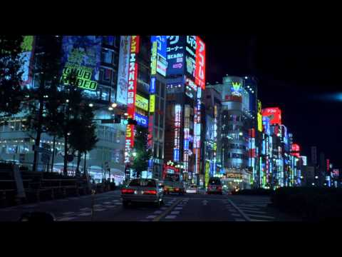 Video trailer för Lost In Translation Intro Scene