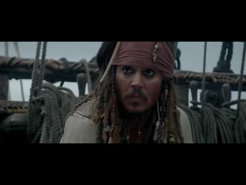 Pirates of the Caribbean:On Stranger Tides-The Queen Anne's Revenge