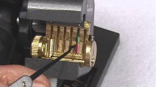 Lock Picking How-To with Cut Away Lock in Practice Stand