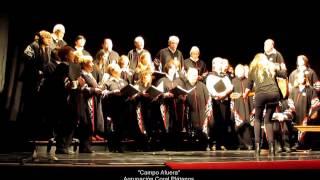 preview picture of video 'Ag. Coral Plátanos en el Teatro Español de Magdalena'