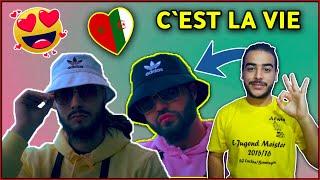 Ali Ssamid - C`EST LA VIE Feat Kami-Kazi Reaction 🎶💕 ردة فعل جزائري على الراب المغربي