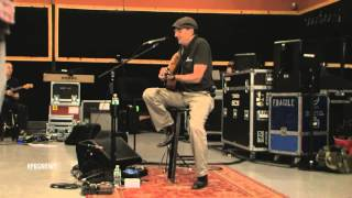 James Taylor rehearses 'Angels of Fenway'