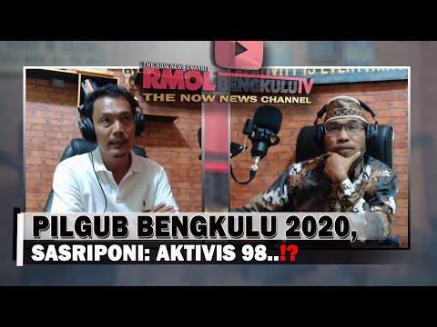 Pilgub Bengkulu 2020, Sasriponi: Aktivis 98
